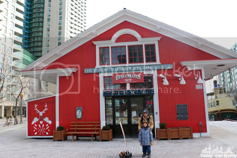 Beaver Tails Toronto Store