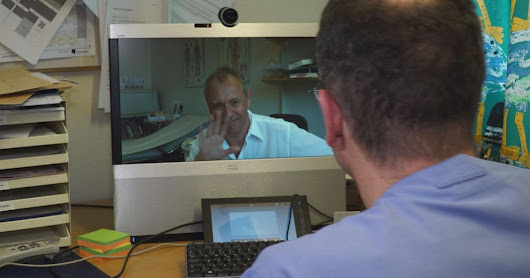 Video links cut Parkinson's waiting times in Sweden