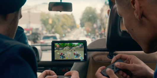 This is why Nintendo's new Switch console is such a genius move for the struggling games legend