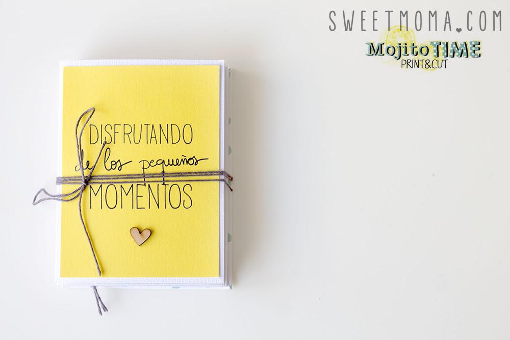 Mini Álbum Acordeón y un ¡¡Hasta Pronto!! 1
