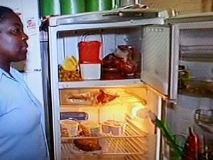 Moradores de Bacaxá, em Saquarema ficam dois dias sem luz (Foto: Reprodução/ Inter TV)