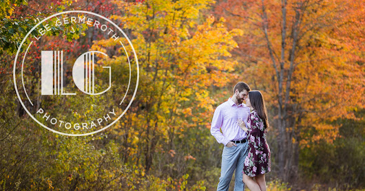 Shannon & Justin's Fall Engagement Session