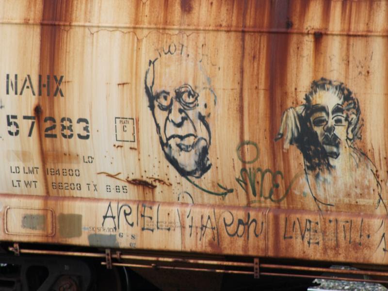NAHX 57283 graffiti