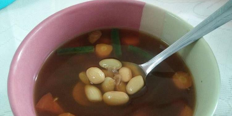 Resep Sayur Kacang Manis Asem Seger Oleh Rahmi Novitasari