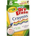 Crayola Dry Erase Crayons 8 Count - Crayola