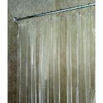 InterDesign 14551 Shower Curtain-Liner Clr Vnyl