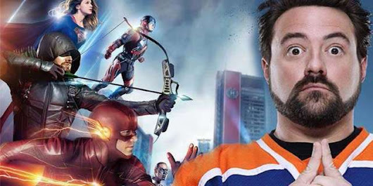 Kevin Smith Reveals What He Would Do for Arrowverse Crossover