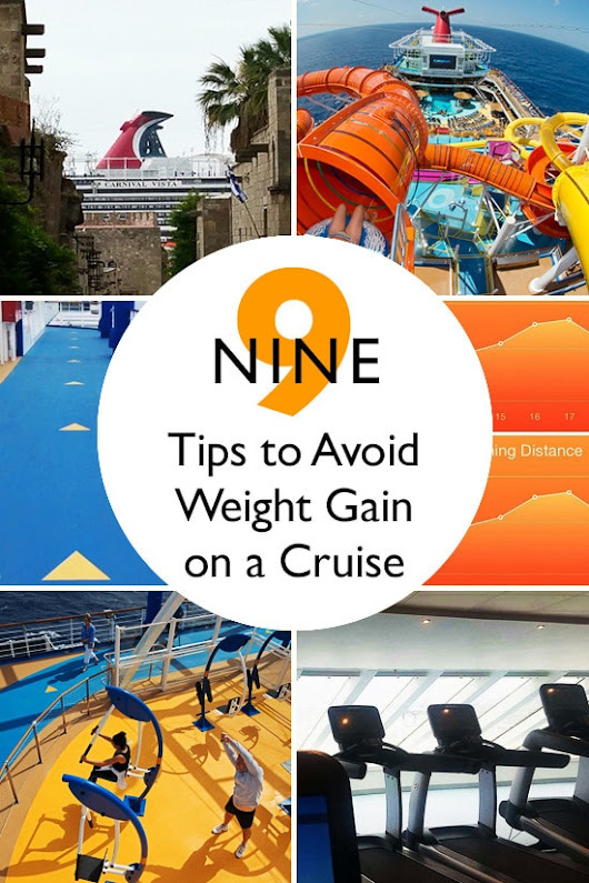 9 Helpful Tips To Avoid Weight Gain on a Cruise | Skinnytaste