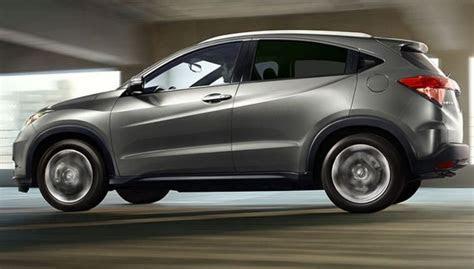 nuevo honda hrv  honda cars review release raiacarscom
