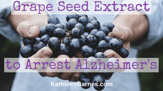 Arrest Alzheimers - Diabetes of the Brain - KathleenBarnes.com