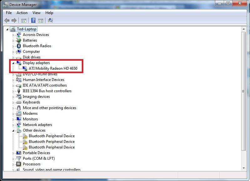 Download Drivers Standard Vga Graphics Adapter Windows 7 - FerisGraphics