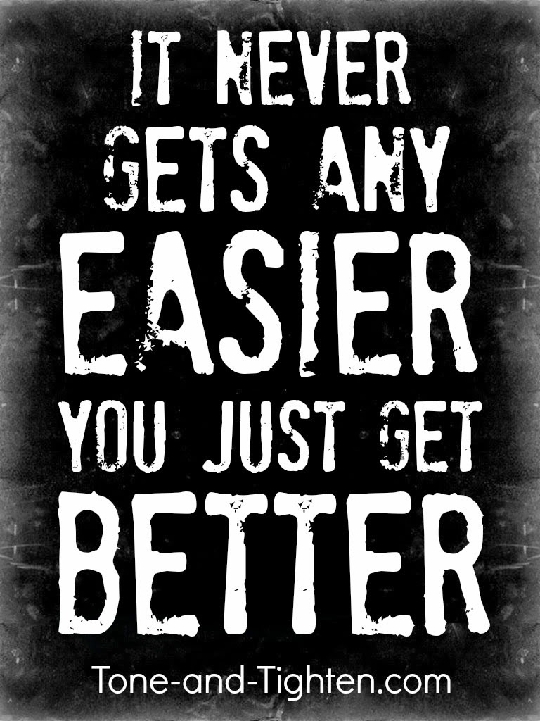 Fitness Motivation - Gym Inspiration - Everyone would be ...