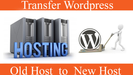 I will transfer WordPress Site To New Hosting