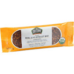 Go Raw Bar - Organic - Real Live Apricot - .423 oz - Case of 10