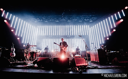 Ben Howard live at Jahrhunderthalle / Frankfurt a.M. 2014| Michael Grein - Live Music & Concert Photography