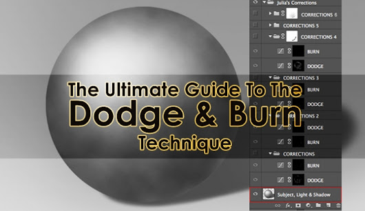 The Ultimate Guide to the Dodge & Burn Technique - Part 1: The Fundamentals | Fstoppers