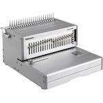 Fellowes Orion E 500 - Electric binding machine - comb - max diameter: 2 in - max width: 12 in - punching: 30 sheets - binding: 500 sheets