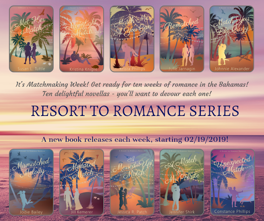 Pre-order the Resort to Romance Series Now! - Jill Kemerer | Bestselling Author