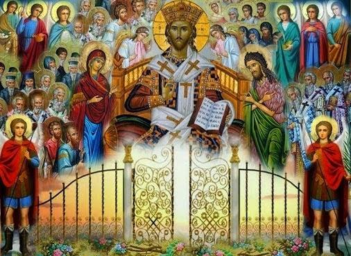 Τι μορφή έχουν οι Άγιοι στον Παράδεισο… και με ποιο τρόπο βοηθούν τους πιστούς;