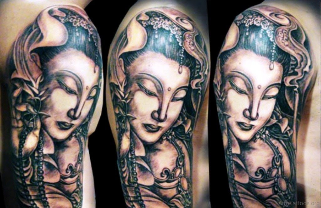 68 Brilliant Buddhist Tattoos On Arm