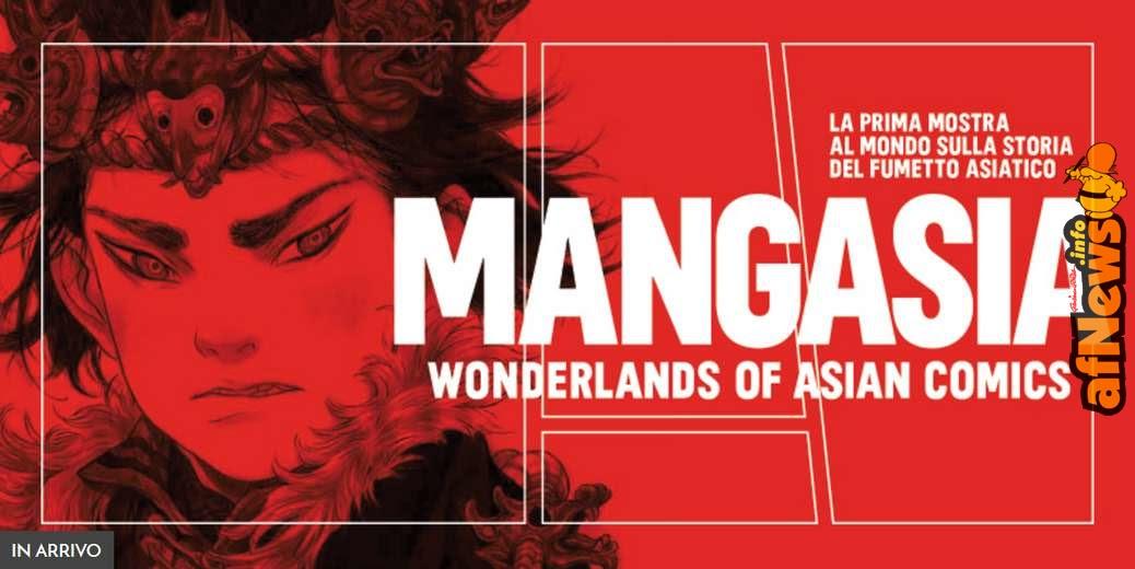 Mostra: Mangasia, Wonderlands of Asian Comics