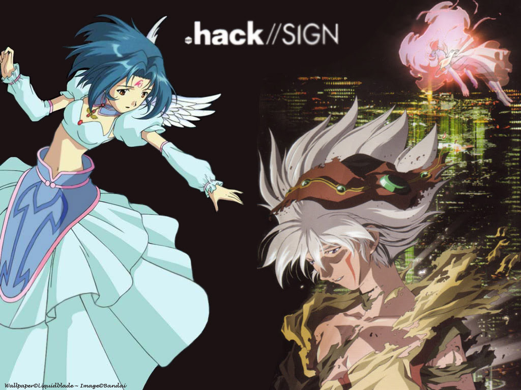 Hack Sign Wallpaper Hack S T Minitokyo