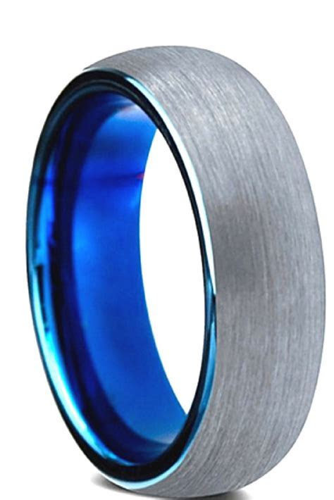 17 Best ideas about Tungsten Wedding Bands on Pinterest