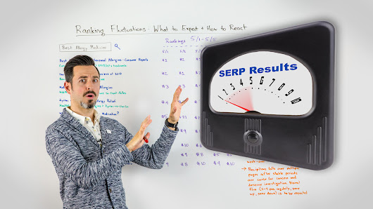 Ranking Fluctuations: What to Expect + How to React - Whiteboard Friday