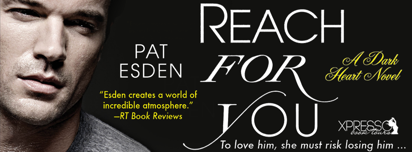 Reach For You by Pat Esden Cover Reveal banner