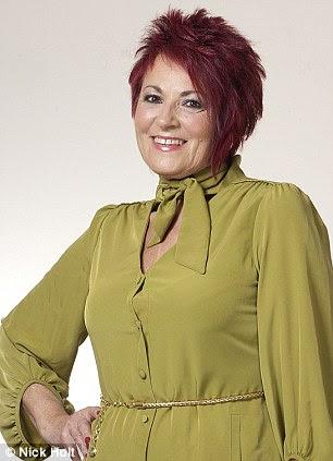 Teresa Fuller now aged 66