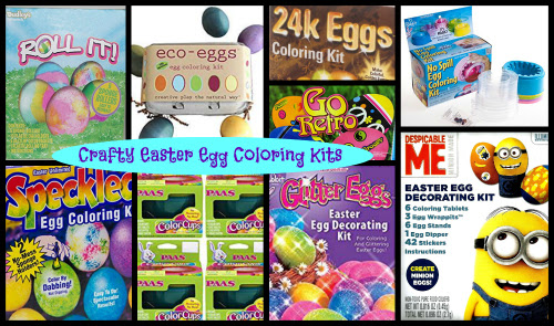 Crafty Easter Egg Coloring Kits! ~ @FreeDealSteals ~ Reviews & Giveaways!