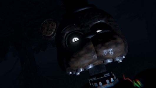 Image: TJOC:R] Ignited Freddy jumpscare!! by Pedrophhd on DeviantArt