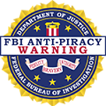 FBI Anti-Piracy Warning Seal