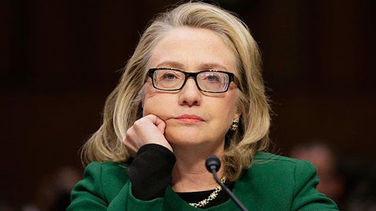Benghazi committee seeks 'transcribed' interview with Clinton over deleted records