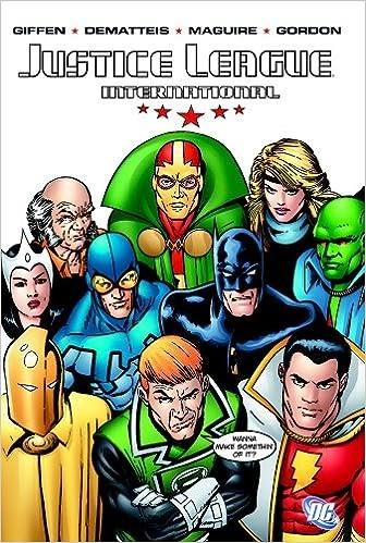 Justice League International Comic Value