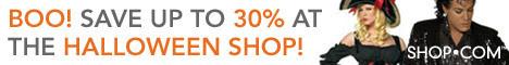 Halloween Sale at SHOP.COM