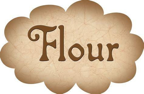 Pantry Label: Flour   Rooftop Post Printables