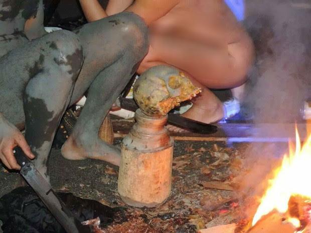 Festa na UFF de Rio das Ostras (Foto: Reprodução/Rede social)