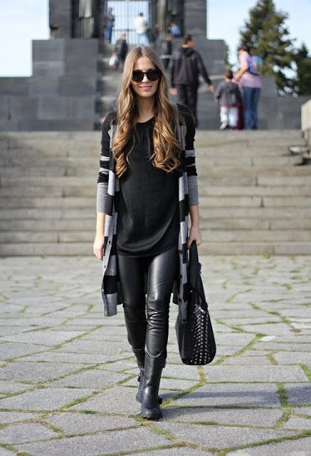 Fab Fashion Fix: Style Guide: How to wear Leggings?