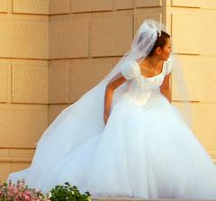 Bride at dusk 2