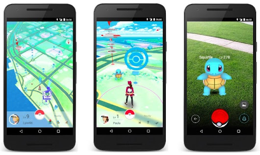 Blog Octave – Solution business omnicanal  –  Pokémon Go, la réalité augmentée et l'avenir du marketing local