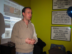 Matt from Londonist at London Remembers Site Re-Launch