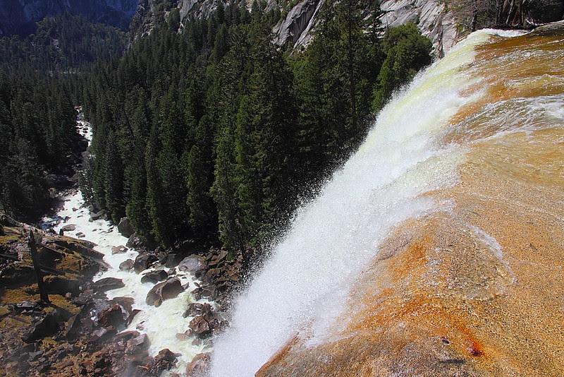 IMG_8038 Mist Trail/Vernal Falls