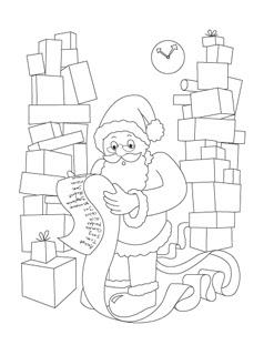 printable christmas coloring pages  mr printables
