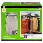 Ball Mini Storage Jars 4 Pack