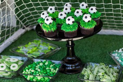 soccer party Birthday Party Ideas   Photo 4 of 11   Catch