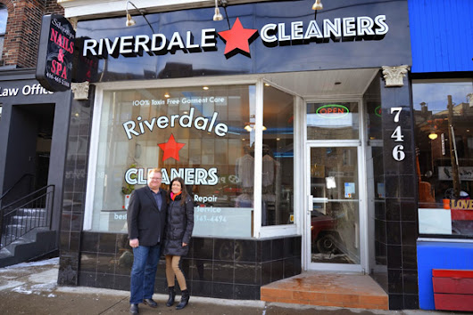 The top 10 eco friendly dry cleaners in Toronto