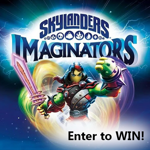 Win Skylanders Imaginators Starter Pack - Trade4Cash