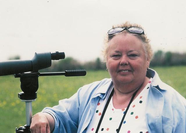 Suzi Plooster ~ Birding