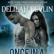 The Romance Buzz: ONCE IN A BLUE MOON by Delilah Devlin - Eye On Romance | The Romance Book Club - The Romance Book Club